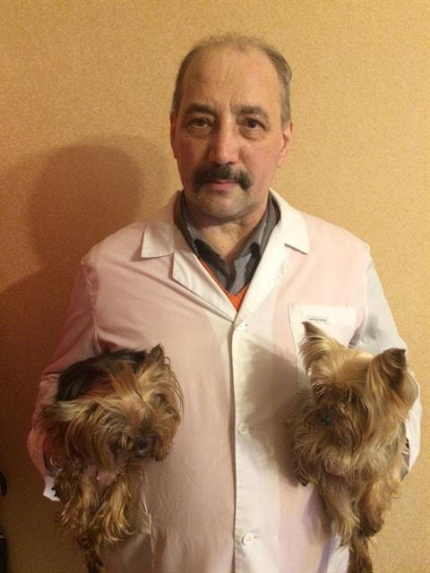 Ветеринарный врач-онколог в Одинцово - Николенко Николай Владимирович