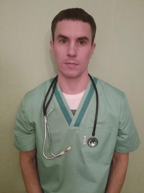 Ветеринарный врач - травматолог в Одинцово - Пынзару Александр Михайлович